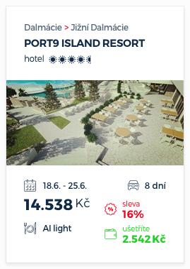 Port9 Island Resort