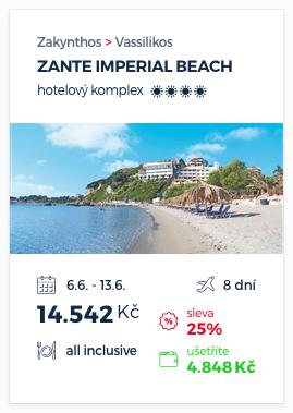 Zante Imperial Beach