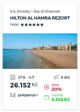 Hilton Al Hamra rezort