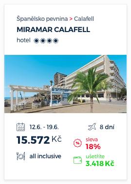 Miramar Calafell